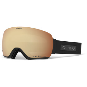 Giro Lusi Goggles Women black velvet/vivid copper/vivid infrared